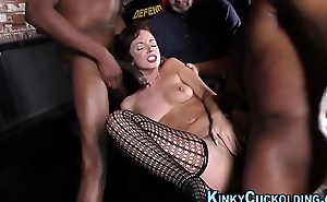 Face spunked slut blacked