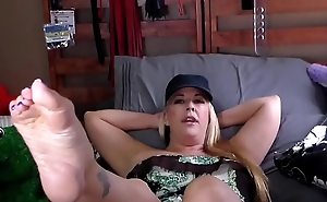 Dirty Feet Worship JOI