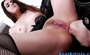 Teenage lesbos ass licked
