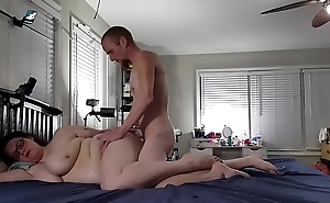 Bbw huge tit wife fucked and creampied 4