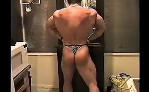 Dan Steele muscle show