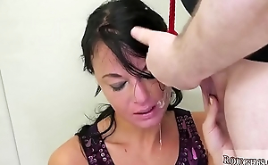 Teen public no panties and huge cock rough anal Talent Ho