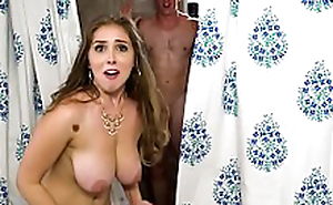 Sexy Naked Stepmom Lena Paul Has Fun With Stepson