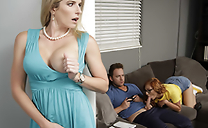 The Go Getter - Naked MILF Cory Chase In the porn scene