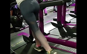 Ass in the gym 7