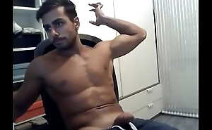 Desi Indian close off delicious cumshot